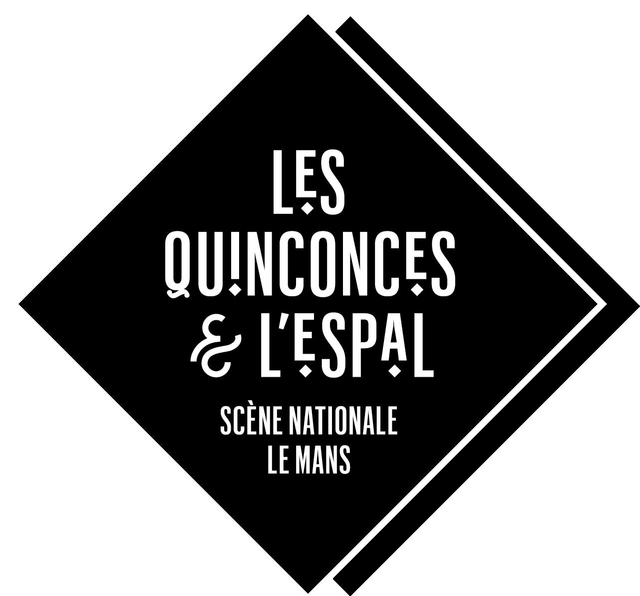 Logotype de Les Quinconces & L'Espal