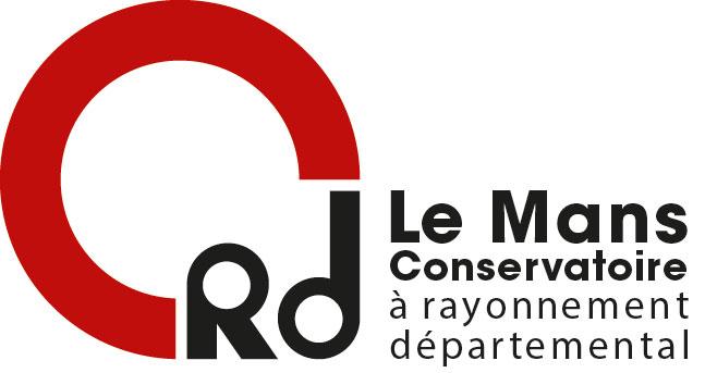 Logotype de Conservatoire à rayonnement départemental du Mans
